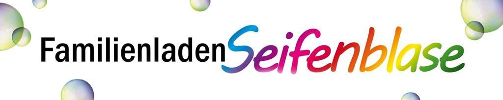 Logo Familienladen Seifenblase